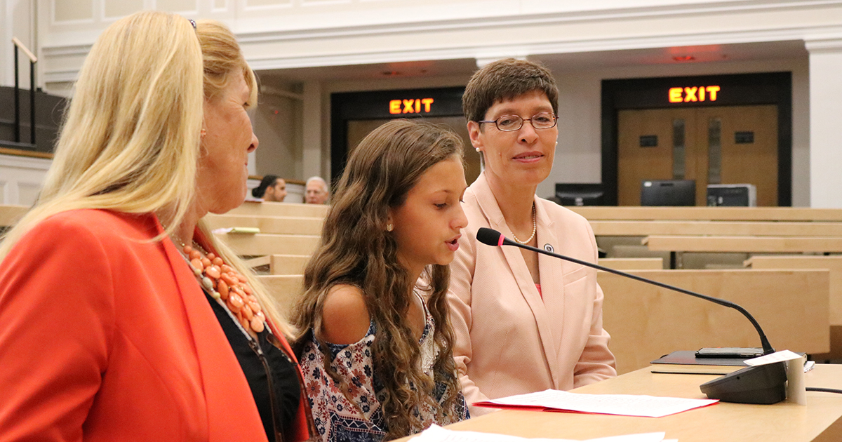 Rethinking public education kenza wahman a sixth grader from hull told legislators why she opted out of mcas and why recess should be mandatory also testifying were hull teacher malvernweather Choice Image