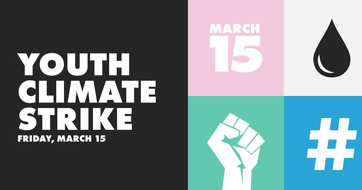 Educators support Youth Climate Strike