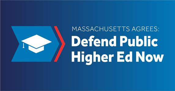 Take Action to #DefendPublicHigherEd