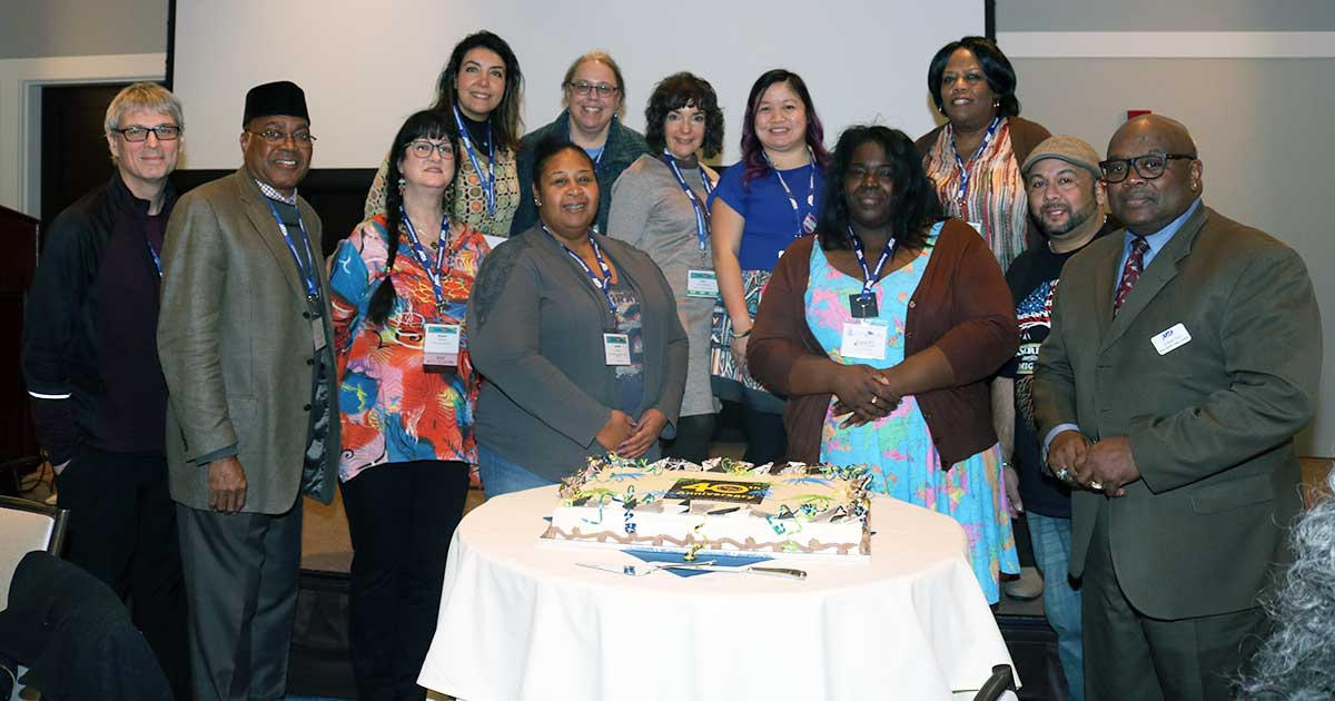 Ethnic Minority Affairs Committee at 2019 EMAC Conference