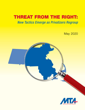 threat from the right cover