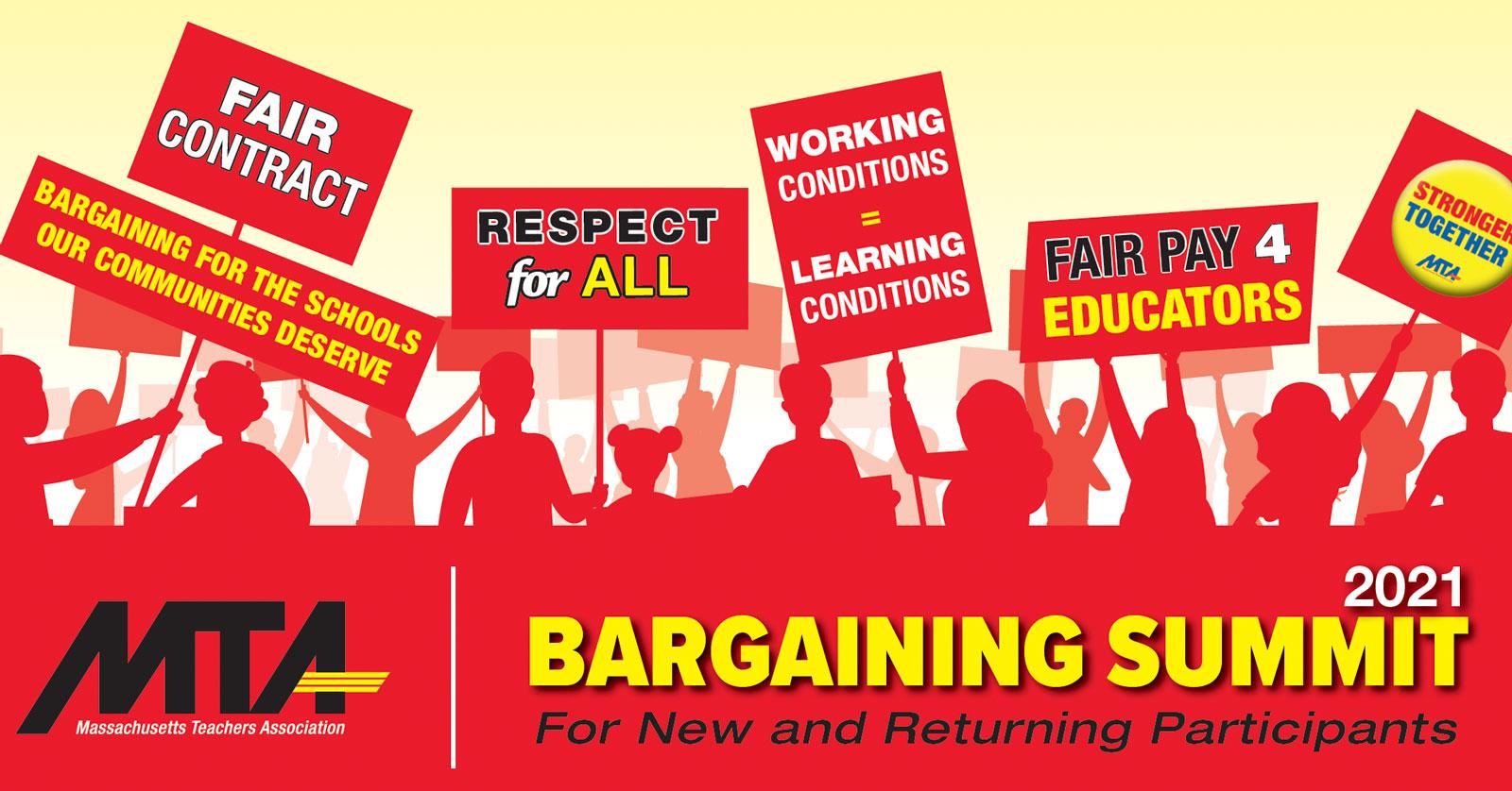 bargaining summit 2021 fall