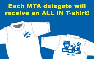 NEA RA All In T-shirt