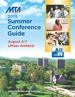 MTA Summer Conference Guide 2019