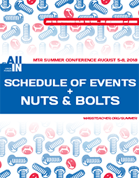 Summer Conference Nuts and Bolts