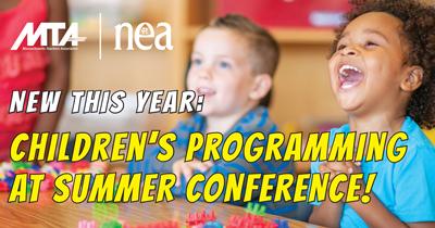 Camp MTA at Summer Conference