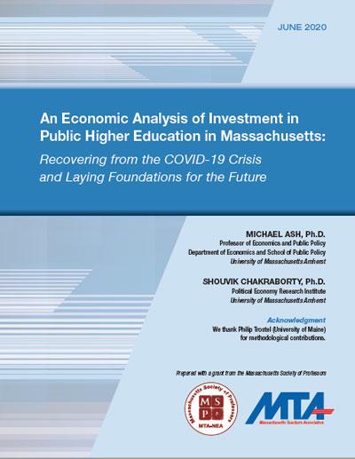 economic analysis ma 2020