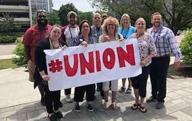 Union ruling