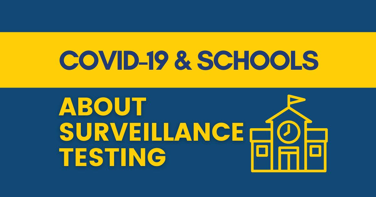 COVID-19 and Schools