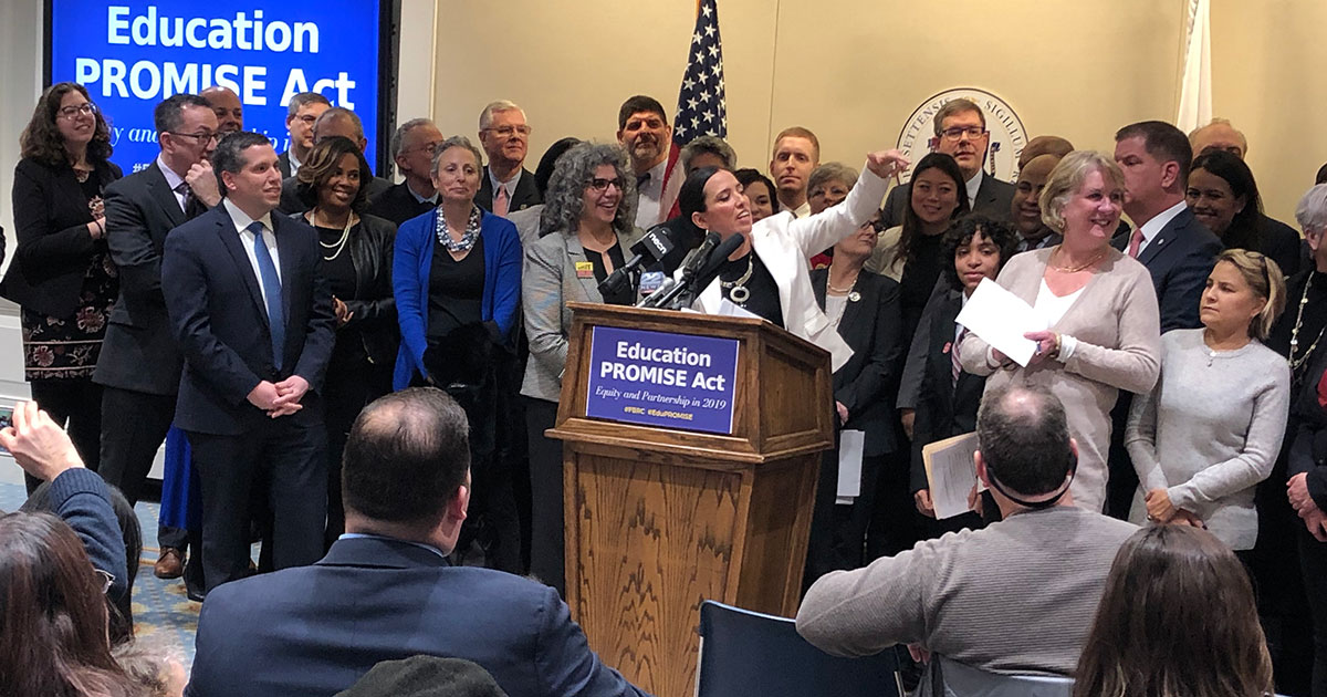 Ed Promise Act Announcement