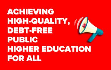 Higher Ed Priorities