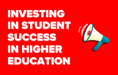Investing in Student Success