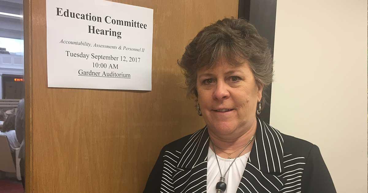 Maureen Colgan Posner - President - Springfield Education Association - Senate Bill 308