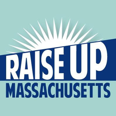 Raise Up MA logo
