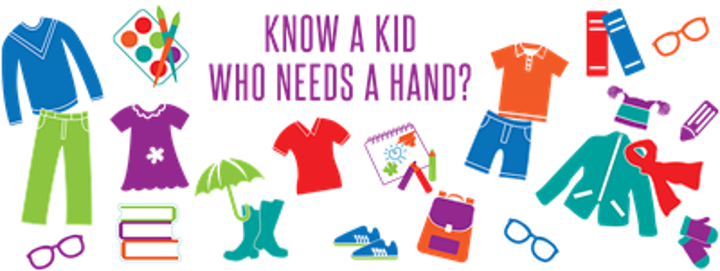 Mass Child: Know a Kid Who Needs a Hand?
