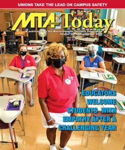 mta today summer 2021 cover