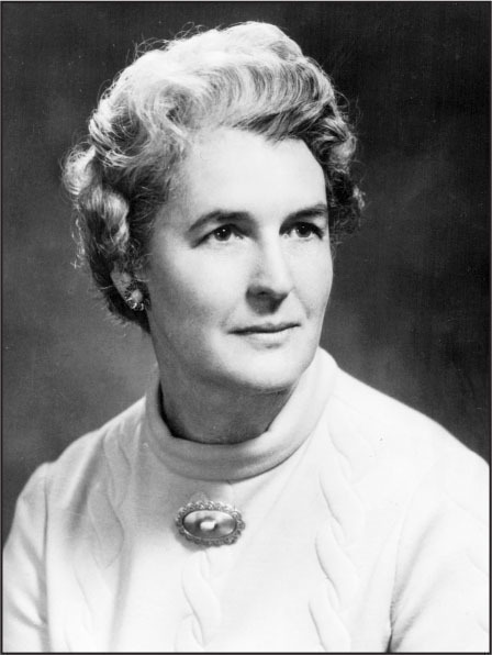 An official portrait of Kathleen Roberts — then Kathleen Comiskey — during her 1971-1972 term as MTA president.