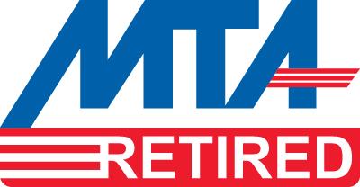 MTA Retired logo