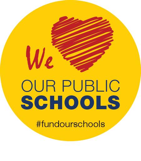 We Heart Our Public Schools