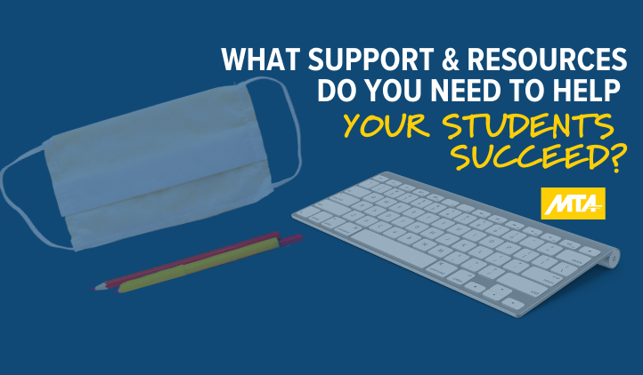 support your students